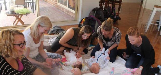 Massage therapists take on Duchess Kate's challenge