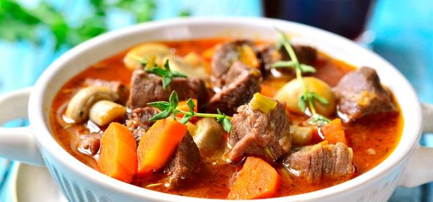 Check out This Slow Cooker Beef Stew Recipe