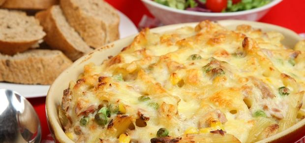 Check out This Pasta Bake Recipe