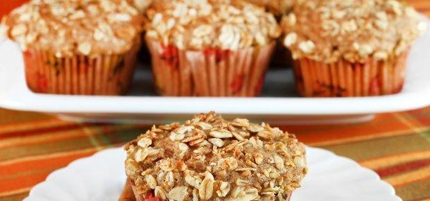 Granola Muffin Recipe