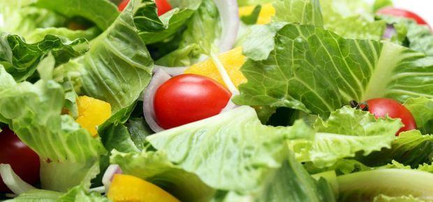 Garden Salad in a Bowl Recipe