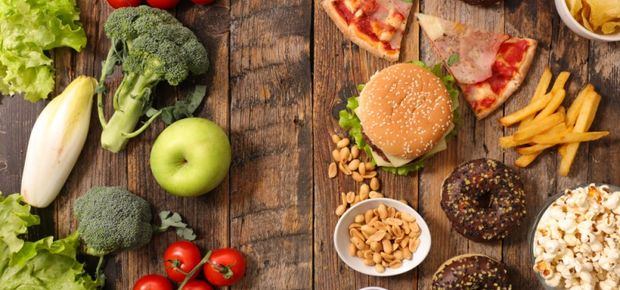 Healthy Food Choices Research: You Are What You Eat