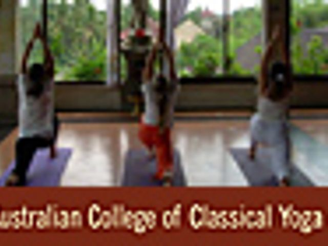 Diploma of Classical Yoga